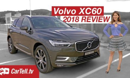Review: 2018 Volvo XC60 T5