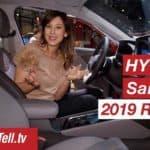 2019 Hyundai Santa Fe | Preview