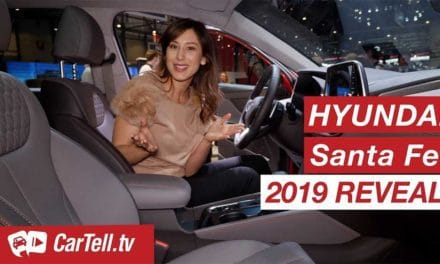 2019 Hyundai Santa Fe | Preview