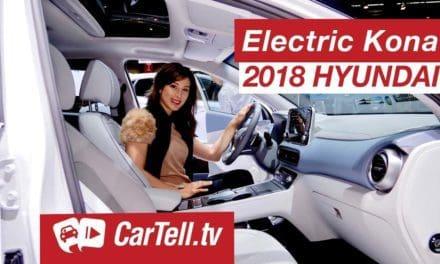 2018 Hyundai Kona Electric | Reveal