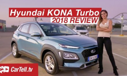 Review: 2018 Hyundai Kona Turbo