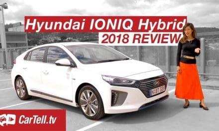Review: 2018 Hyundai IONIQ Hybrid