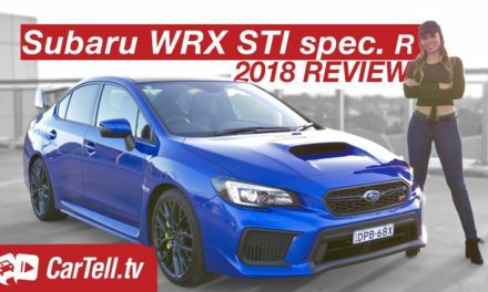 Review: 2018 Subaru WRX STI