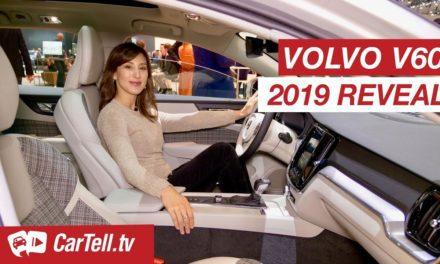 2019 Volvo V60 | Preview