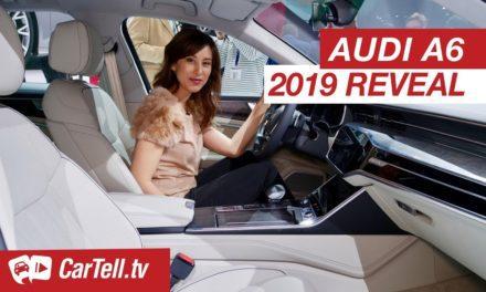 2019 Audi A6 |  Reveal