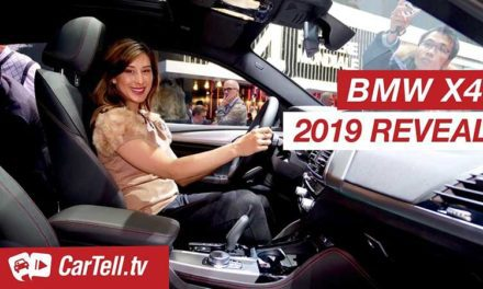 2019 BMW X4 | Preview