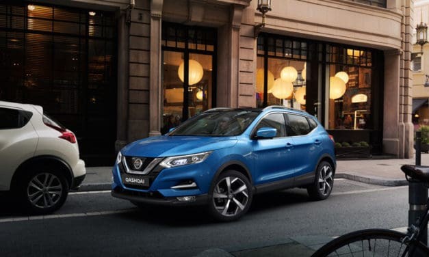 The little Qashqai that could