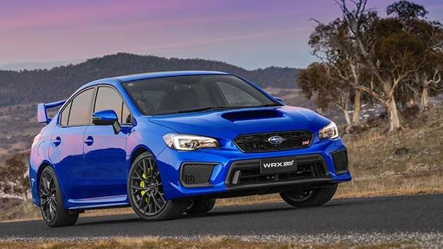 Review: 2018 Subaru WRX STi