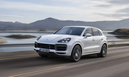PORSCHE opened order books for new Cayenne