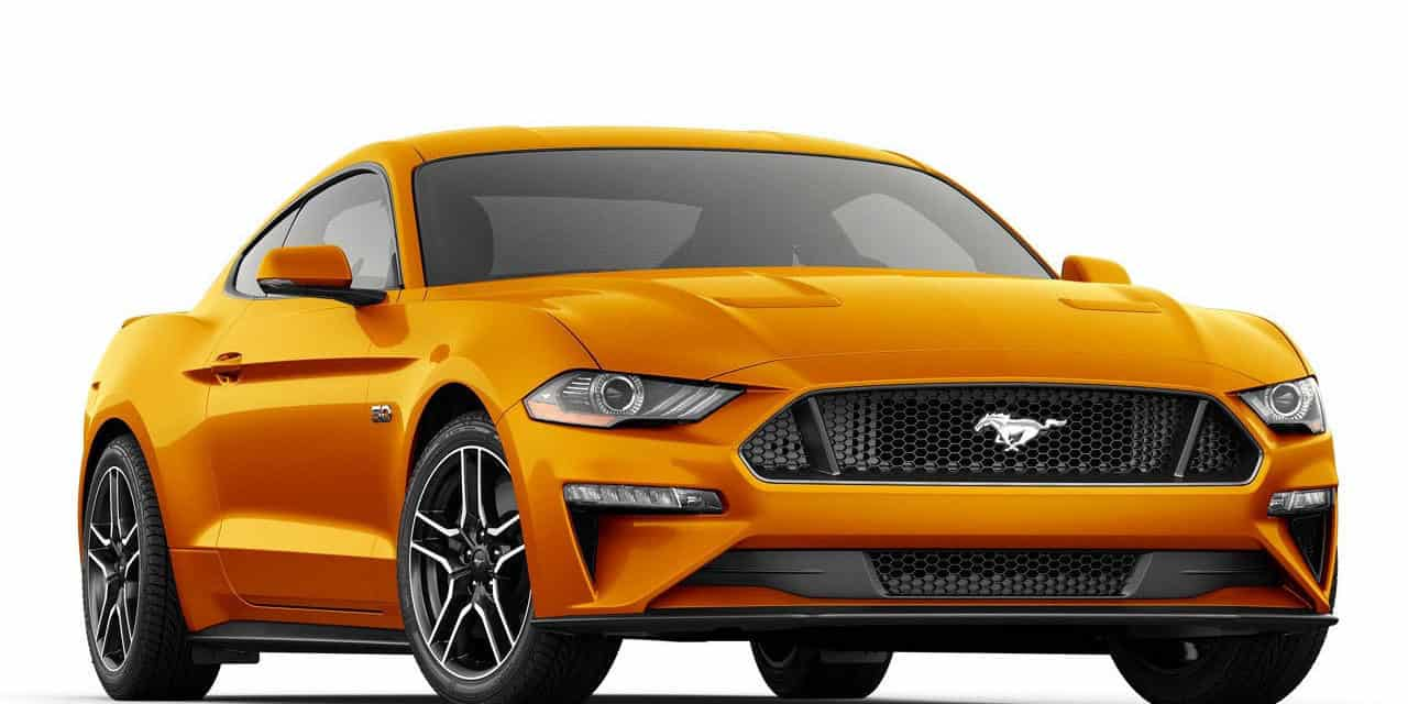 Ford to build a Hyrbid Mustang