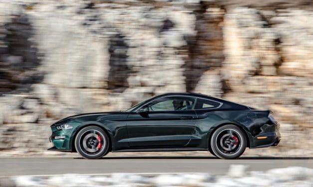 Ford Mustang's Bullitt heading to Australia