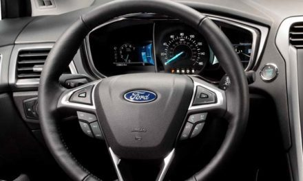 Ford's steering wheel could fall off too!