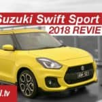 Review: 2018 Suzuki Swift Sport