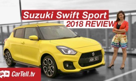 Review: 2018 Suzuki Swift Sport