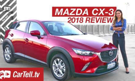 Review: 2018 Mazda CX-3