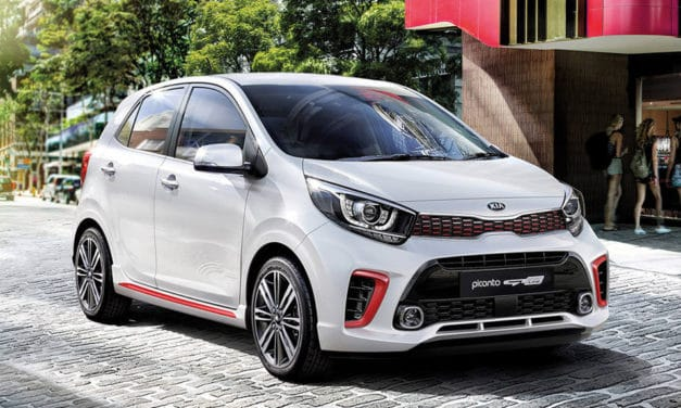 KIA launched Picanto GT-Line