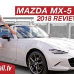 Review: 2018 Mazda MX-5 RF