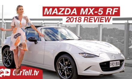 Review: 2018 Mazda MX-5 RF