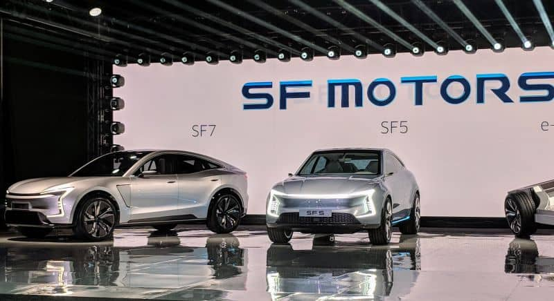 Chinese EV outfit outsmarts Trump