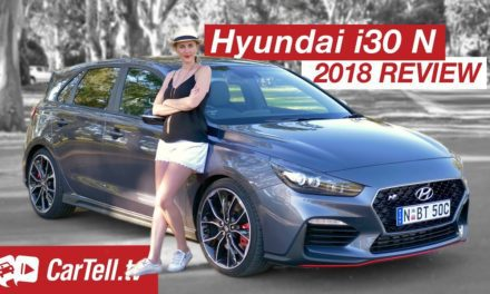 Review: 2018 Hyundai i30 N