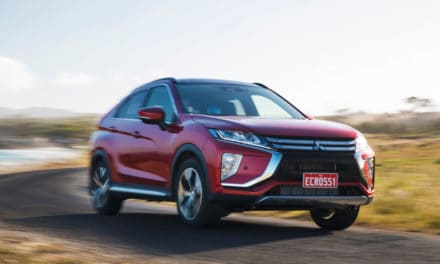 2018 Mitsubishi Eclipse Cross Review