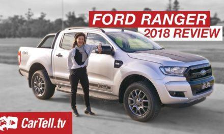 Review: 2018 Ford Ranger FX4