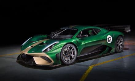 Brabham to build 'em Down Under