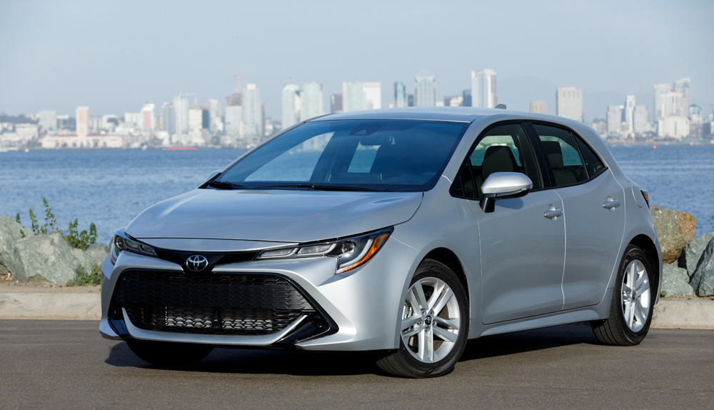 Corolla changes enough to keep it number one?