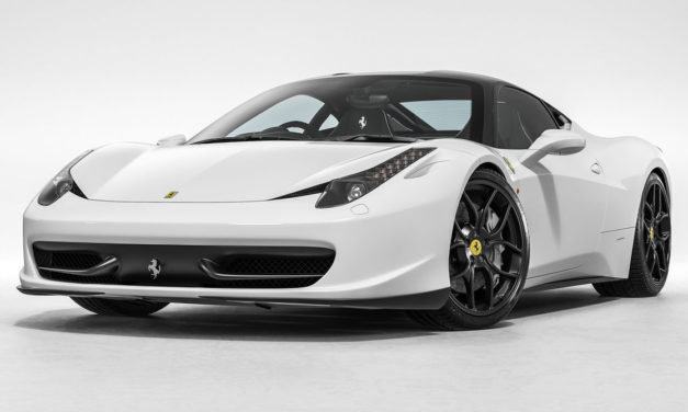 Exclusive: 21 Ferraris move in a month