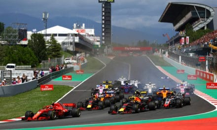 Ricciardo in la la land?
