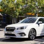 2019 Subaru Liberty