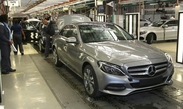 Benz pumps $1 billion into South Africa