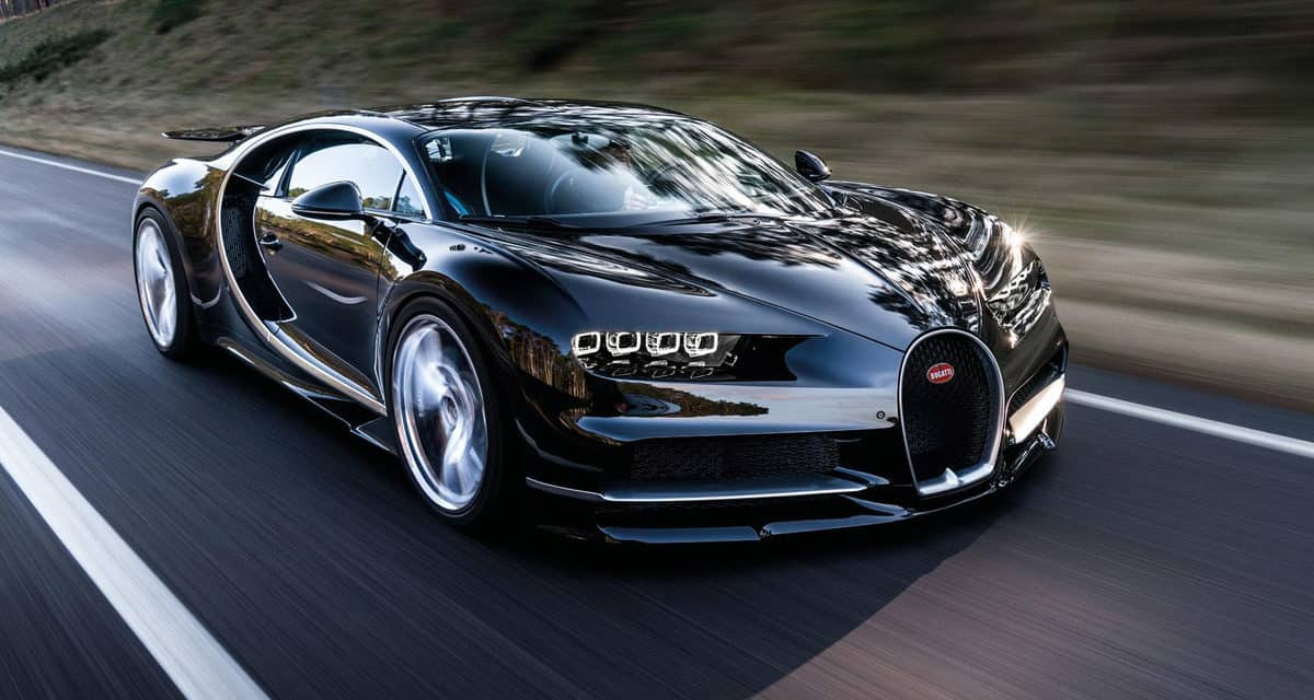 Tyres can't keep up with Chiron
