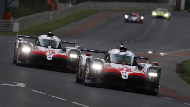 Le Mans — Oh, what a feeling!