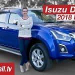 Review: 2018 Isuzu D-MAX