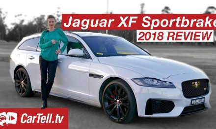 Review: 2018 Jaguar XF Sportbrake S 30d
