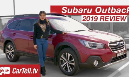 Review: 2019 Subaru Outback