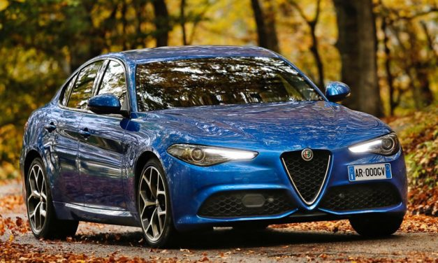 Review: 2018 Alfa Romeo Giulia Veloce