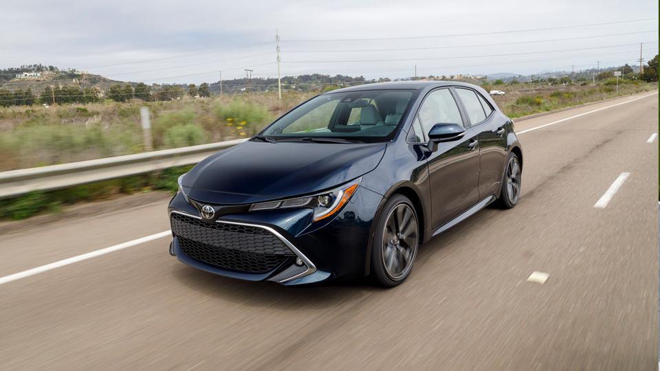 Hybrid option for all Corollas