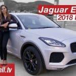 Review: 2018 Jaguar E-Pace S D180
