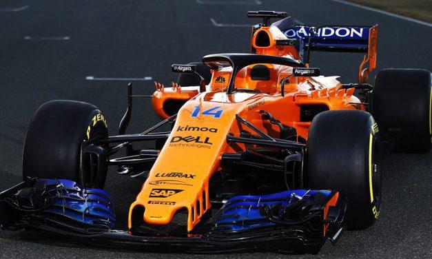 Freddos all round for McLaren camp