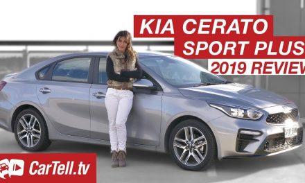 2019 Kia Cerato Sport Plus Review | Australia