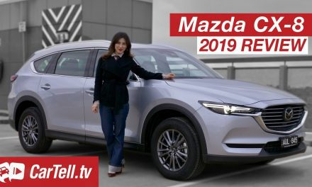 2019 Mazda CX-8 Review | Australia