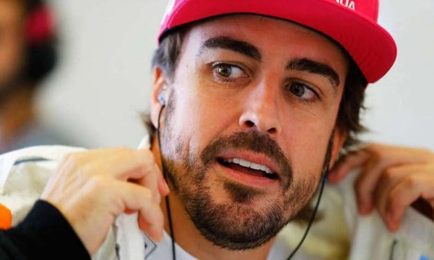 Alonso dreams of triple crown