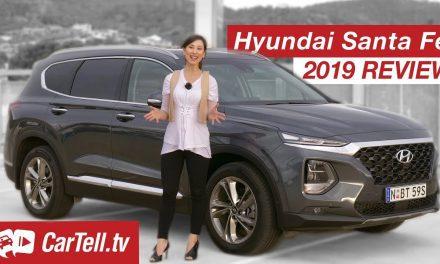 2019 Hyundai Santa Fe Review | Australia