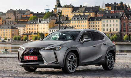 2019 Lexus UX coming to Australia