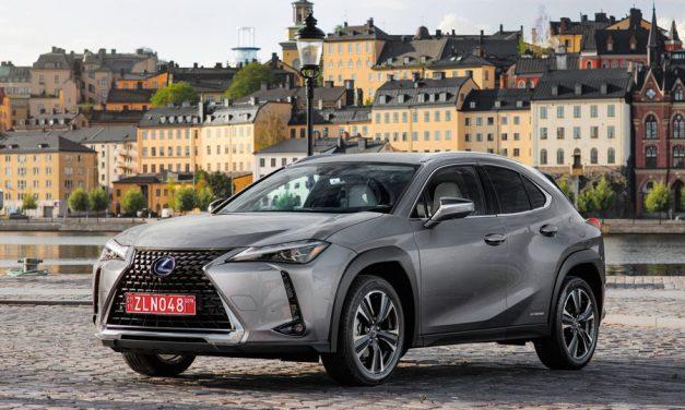 2019 Lexus UX coming to Australia