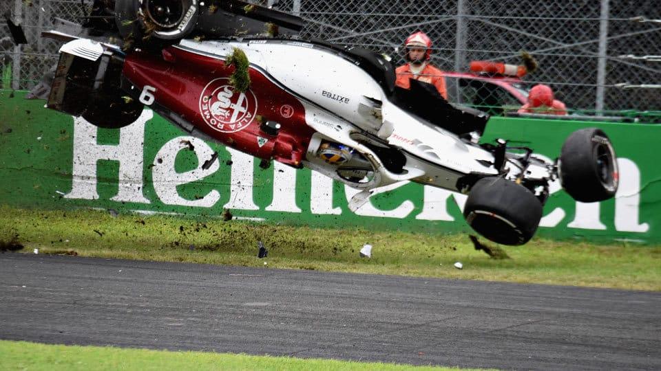 Vettel in spin after Hamilton win
