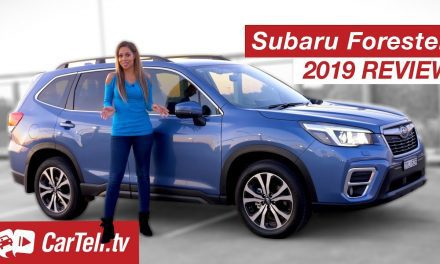 2019 Subaru Forester Review | Australia