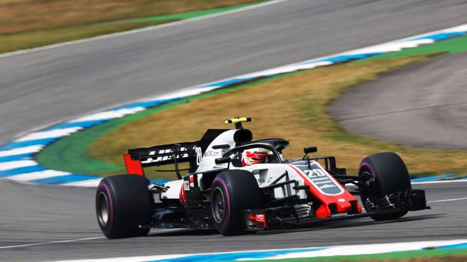 Haas lights fire under Renault